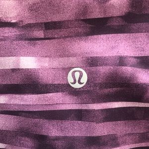 lululemon athletica Pants & Jumpsuits - Lululemon Wunder Under HR 7/8 Tight 6 Mulberry New